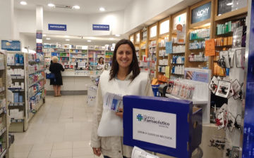 Voluntarios Banco Farmaceutico